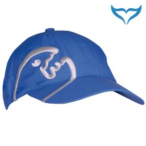 IQ-UV-200-BASE-CAP-Bites-DARK-BLUE-BLU-Berretto-Cappuccio-Traspirante-Leggero-Nuovo