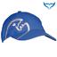 IQ-UV-200-BASE-CAP-Bites-DARK-BLUE-BLU-Berretto-Cappuccio-Traspirante-Leggero-Nuovo miniatura 1