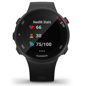 Garmin-Forerunner-45S-GPS-Heart-Rate-Monitor-Running-Smartwatch-Black