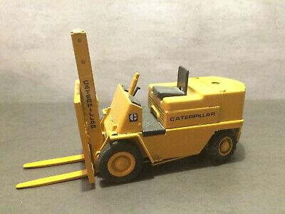 1:24 Gabelstapler Metall Die Cast Modellauto Spielzeug Kinder Sammlung Orange
