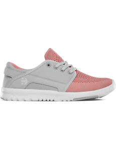 Scout Grey Etnies red Trainers Bomb Yarn In Td44Zgx