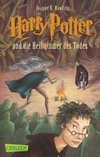Harry Potter 07 und die Heiligtümer des Todes von Joanne K. Rowling Taschenbuch