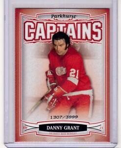 DANNY-GRANT-06-07-Parkhurst-CAPTAINS-Insert-Card-180-Detroit-Red-Wings-3999