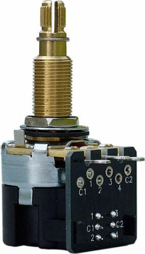 CTS 500K Longshaft Mojotone Push//Pull Pot World best Push//Pull Poti!
