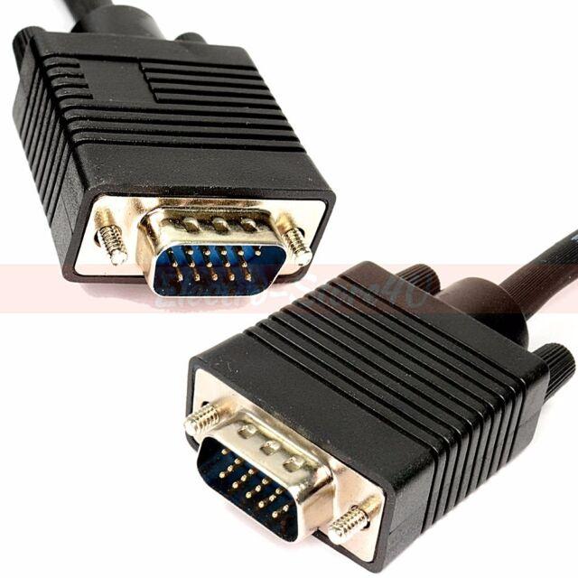 Super VGA SVGA, 6FT Top Quality Monitor Cable Male to Male Premium SVGA