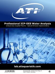 Analyse de l'eau Ati Professional Icp-oes