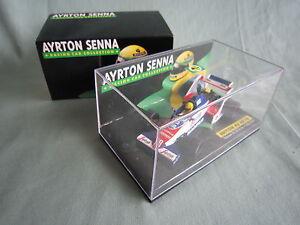 Dv5427 Minichamps Ayrton Senna Edition 43 N ° 10 Toleman Tg 183 B-hart Turbo 1984