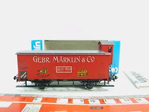 Bp51-0,5 # Märklin H0 / Ac Wagon De Marchandises Véhicule Musée 1989 K. W. St.