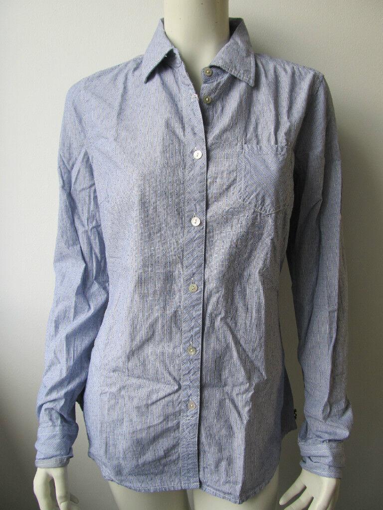 Maison Scotch Damen Blause T-Shirt Top Neu Bloes L