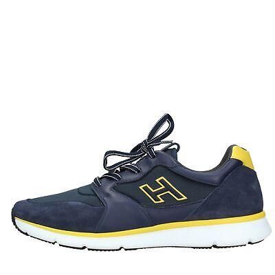 Rv1145 Scarpe Sneakers Hogan Uomo Blu Ebay