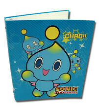 Sonic The Hedgehog Chao Binder GE89311
