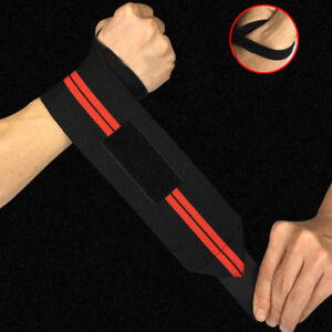 Sports-Wrist-Band-Brace-Wrap-Adjustable-Support-Gym-Strap-Carpal-Tunnel-Bandage
