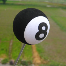 Eight 8 Ball Antenna Topper New NIP