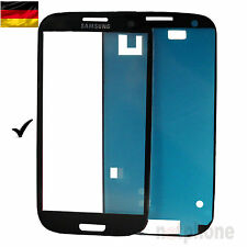 Samsung Galaxy S3 I9300  Display Glas Touch Screen Front Glass Schwarz  ORIGINAL