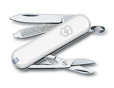 Victorinox mini Schweizer Taschenmesser in weiß