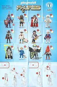Playmobil-5203-Figuren-Figures-Serie-1-Boys-neuwertig