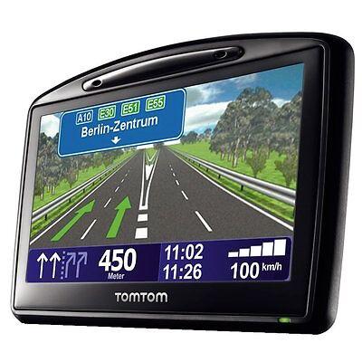 TomTom Go 730 Europe GPS Navigation 42 Länder IQ Fahrspurassistent #