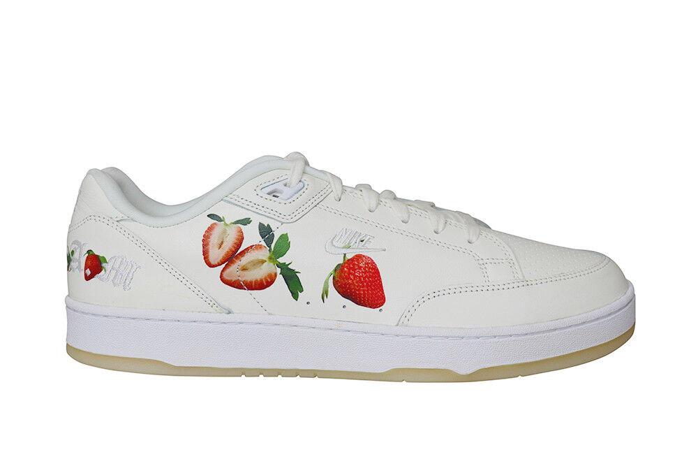 Mens Nike Grandstand II Pinnacle - AO2642100 - Weiß Rosa rot