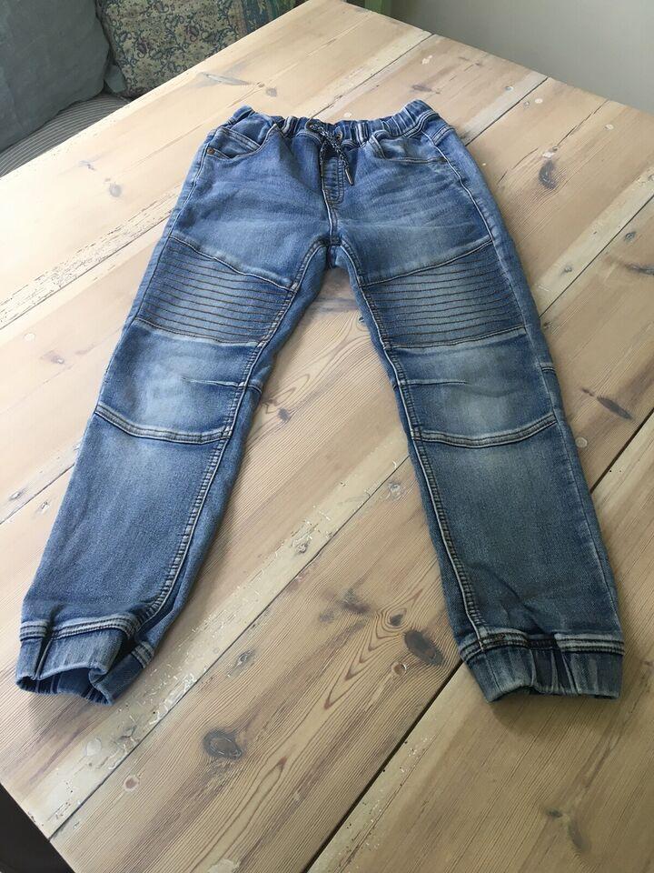 Jeans, Cowboybukser, Ellos