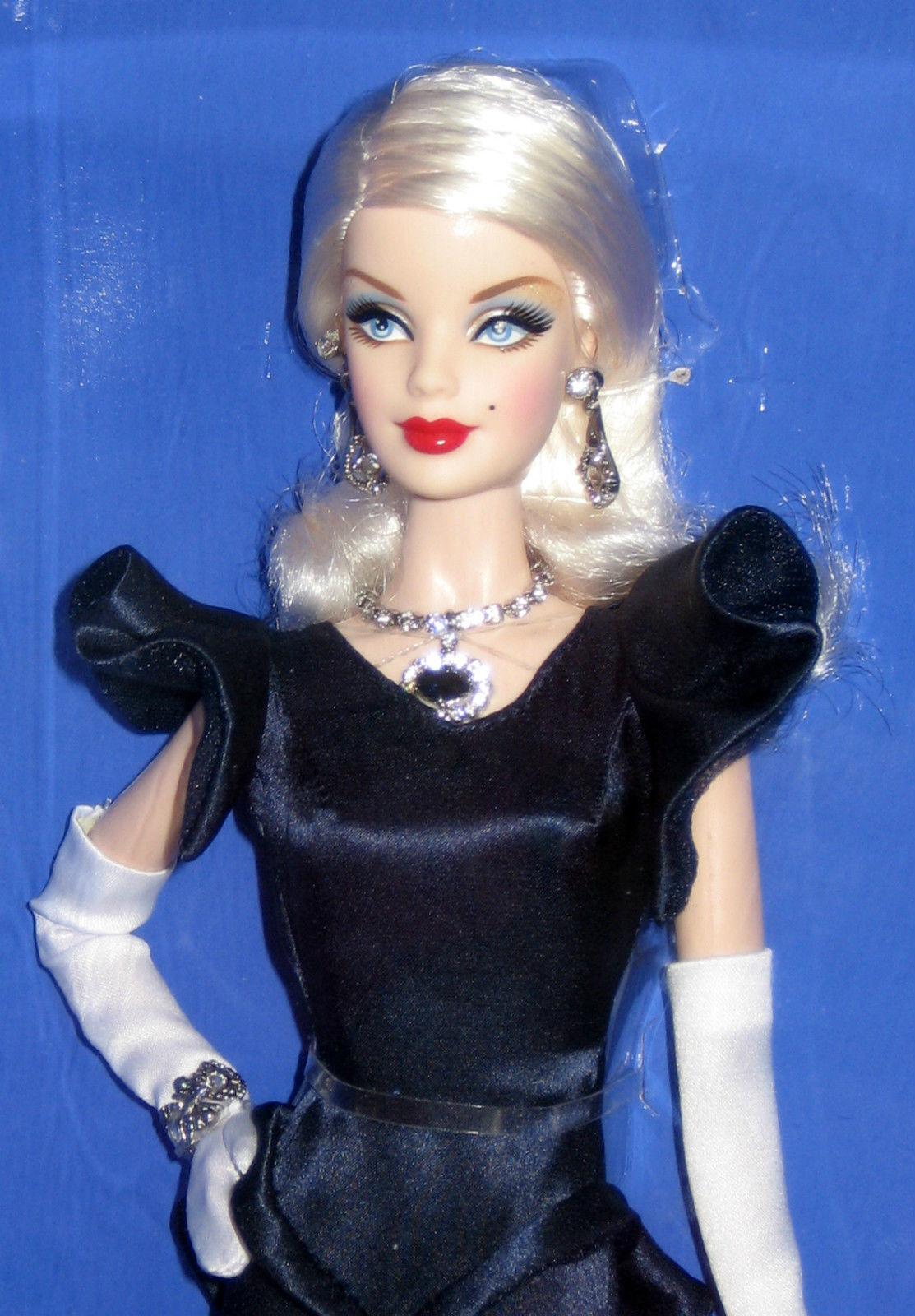 NRFB   HOPE DIAMOND     Barbie blond 2012 CONVENTION auf 180 Stück limitiert dcf274