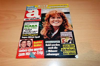 A Die Aktuelle Nr.21/1986 Sammy Jo Diversifiziert In Der Verpackung