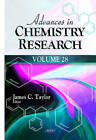 Advances in Chemistry Research: Volume 28 by Nova Science Publishers Inc (Hardback, 2015)
