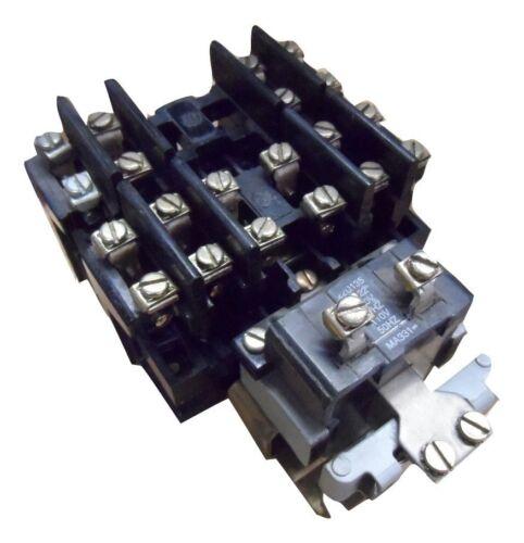 GE CR260L20GE021AA0 U 20A 600V 10P Coil120 USED