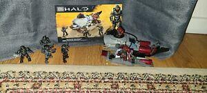Mega Bloks Halo Brute Prowler Attack #97004 (Complete w/Bonus Spartan)