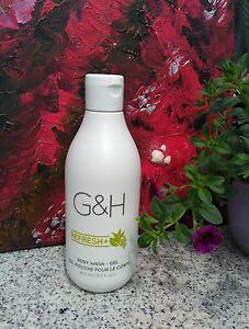 Duschgel-400-ml-Shower-Gel-Duschbad-AMWAY-G-amp-H-REFRESH-Body-Series