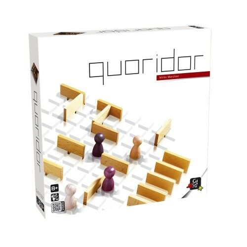 Quoridor Classic - One Confusing Labyrinth