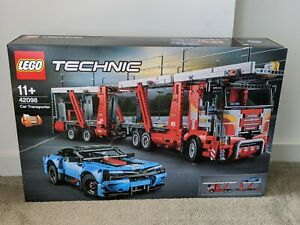 LEGO-42098-Technic-City-Transporter-BRAND-NEW-SEALED-SHIPPED-FROM-SYD