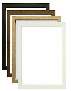 A1-A2-A3-A4-A5-Picture-Frame-Photo-Frame-Poster-Frame-Black-Walnut-Oak-White