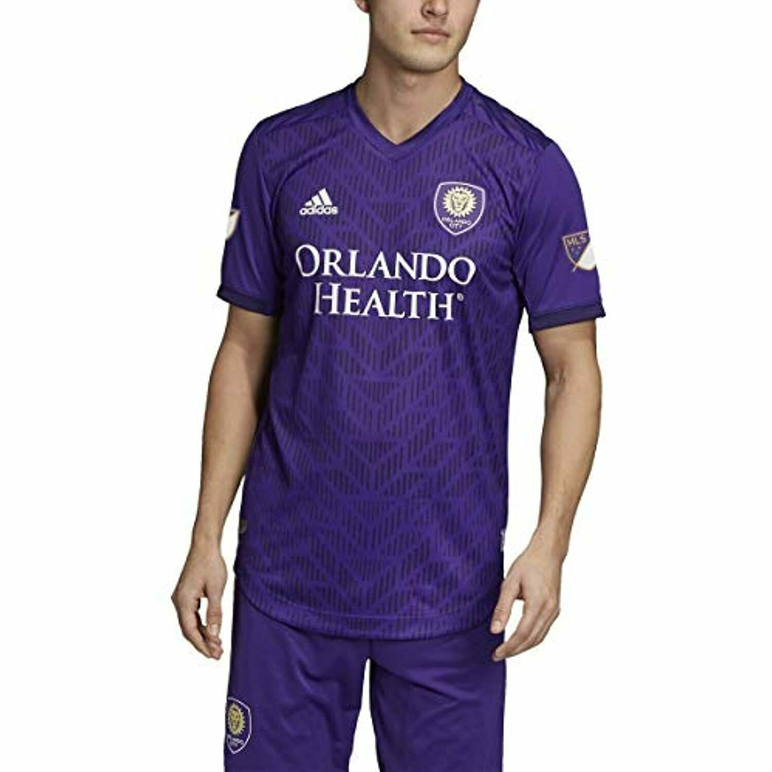 adidas Orlando City Home Authentic Jersey - Men's Soccer 3xl for ...