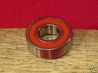 Bearing 6203-2rs, Double Sealed, 0.67 / Id, 1.57 /od, 0.47 / Ntn Canada Made