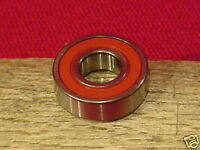Bearing 6203-2rs, Double Sealed, 0.67 / Id, 1.57 /od, 0.47 / Ntn Canada Made
