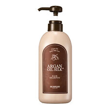 [SKINFOOD] Argan Oil Silk Plus Shampoo 500ml - Korea Cosmetic