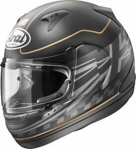 Arai Qv Dark Citizen Uk Flag Motorcycle Helmet Large Ebay
