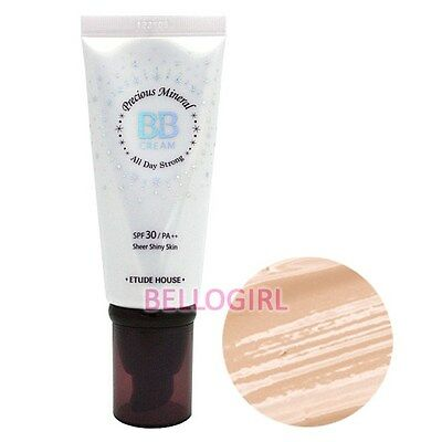 Etude House [ All day Strong #4 ] Precious Mineral BB 60g BELLOGIRL