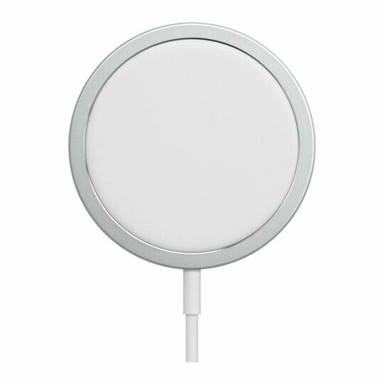 Apple MagSafe Wireless Charger for iPhone 13/12/11/SE/XS/XR/X Series, USB-C, Qi