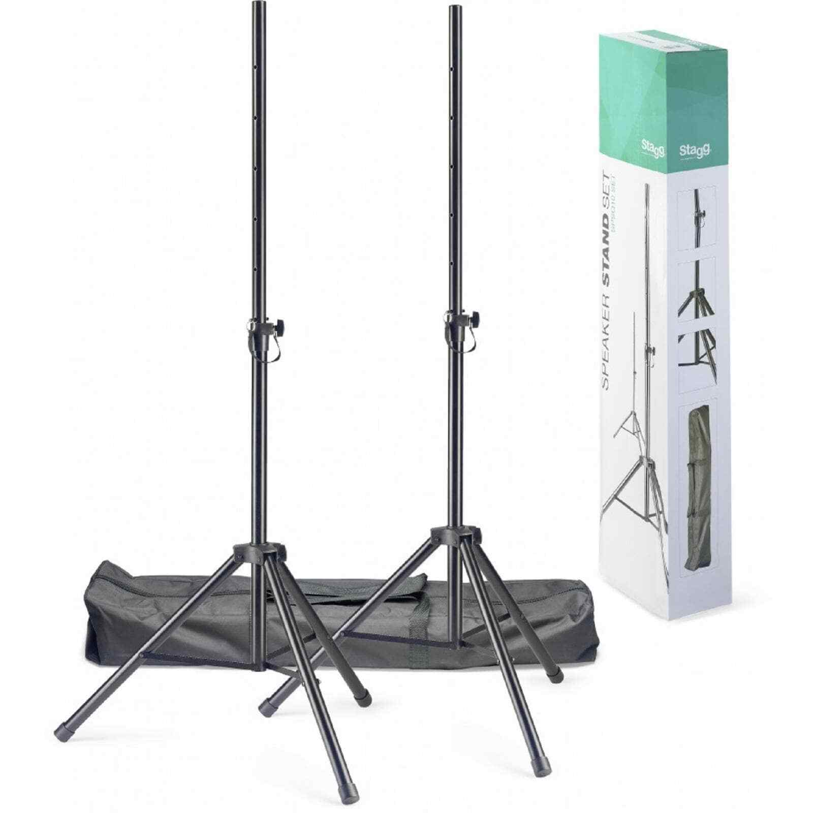 Stagg Speaker Stands (Set Of 2)