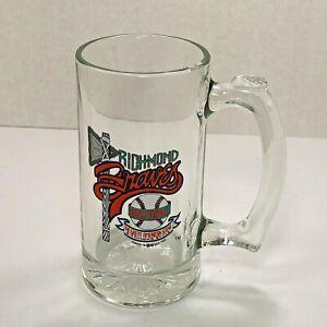 RARE-Atlanta-Braves-Baseball-Great-American-Game-Richmond-Style-MLB-93-Glass-Mug