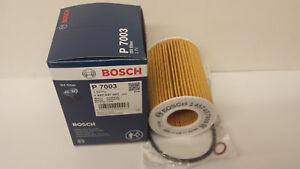 BMW-E39-520i-523i-525i-528i-530i-Original-Bosch-Filtro-De-Aceite-1996-2004