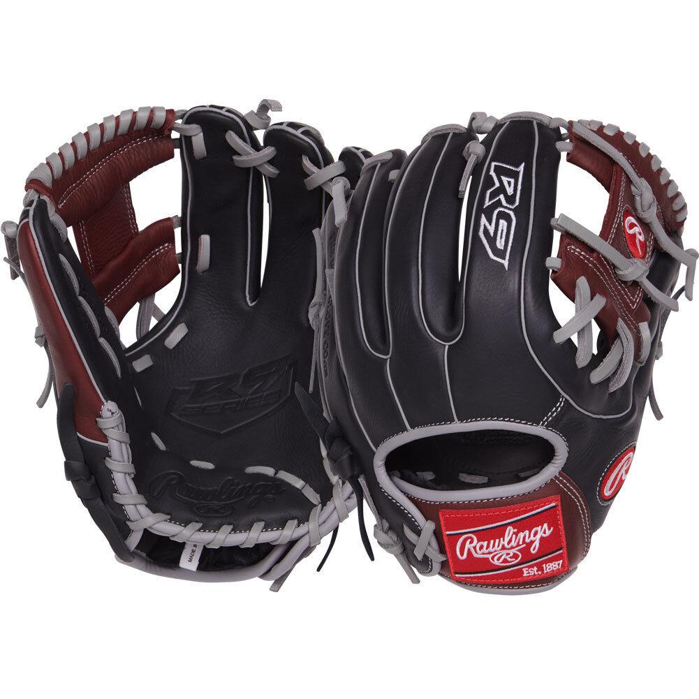 Rawlings R9 314 11.5 in (approx. 29.21 cm) me Pro Guante de béisbol