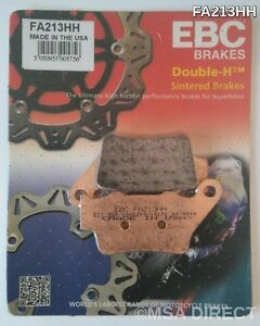 EBC HH Front Brake Pads For Triumph 2015 Street Triple R 675