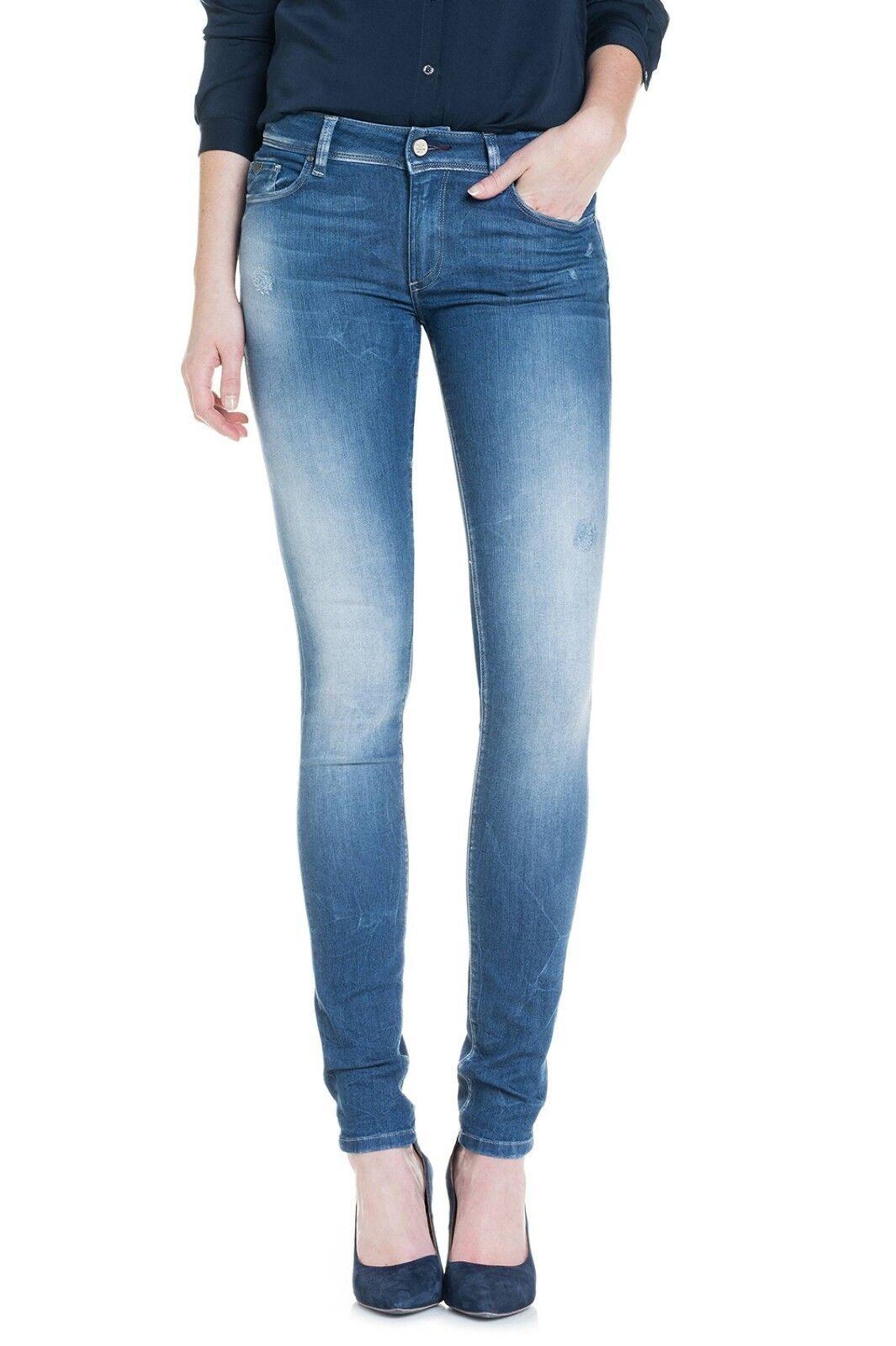SALSA Jeans Push Up Wonder avec jambe très juste 114797 8502 nouveaustock-Boutique