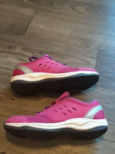 Vionic Venture Women's PINK Mesh Running Athletic Shoes CC Size 8