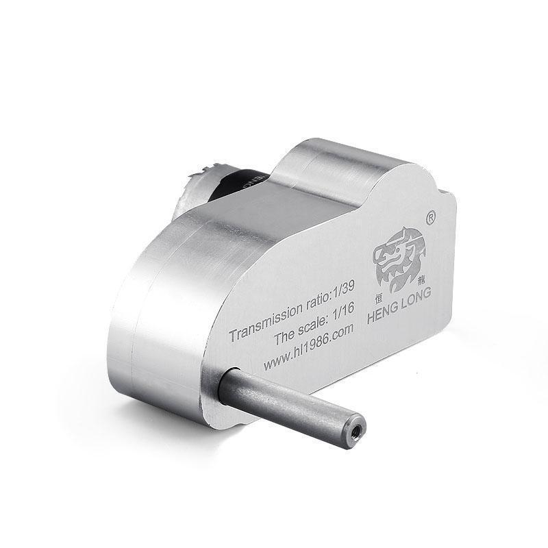 Henglong ML59mm de acero Caja de cambios 1 39 ratio 1 16 RC Tanque 3869 79 88 88A 99 99A 3938