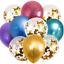 10-20-chrome-Ballons-Metallique-Latex-Pearl-12-034-Helium-Ballon-Fete-D-039-Anniversaire-UK miniature 2