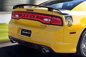 Image Is Loading Dodge Charger Super Bee Spoiler Painted Factory Style