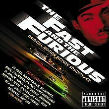 The-Fast-And-The-Furious-von-Ost-CD-Zustand-gut